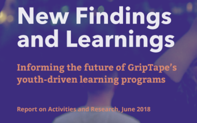 June 2018 Report – New Findings & Learnings